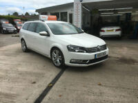 2013 VOLKSWAGEN PASSAT 20 TDI 140 BHP BLUEMOTION TECH HIGHLINE ESTATE,6 SPPED
