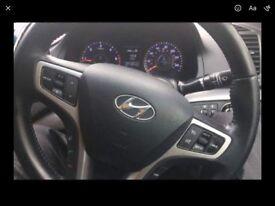 Hyundai i40 PCO UBER and Taxify ready