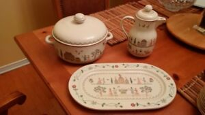 Villeroy and Boch (American Sampler Collection)
