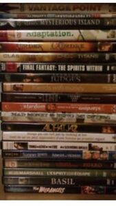DVD MOVIES / SERIES