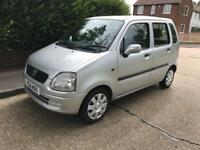 VAUXHALL AGILA 1.2 2001-MOT FEB 2018-CHEAP CAR £395