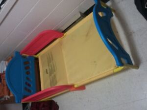 Toddler bed & Ironing board