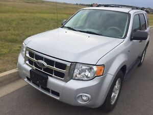2008 Ford Escape XLT AWD(REDUCED!!)
