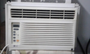 6000 BTU air conditioner with remote
