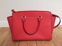 Michael Kors Handbag, red