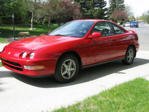 1994 Acura Integra Sporty 2 Dr Hatch - Auto - Near Mint - $4900