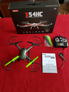 Syma X54HC With 2MP HD Camera 2.4G 4CH 6Axis Altitude Drone
