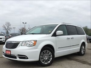 2016 Chrysler Town & Country TOURING-L**LEATHER**DUAL DVD**NAV**
