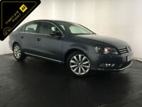 2013 VOLKSWAGEN PASSAT HIGHLINE TDI BLUE TECH DIESEL SALOON 1 OWNER FINANCE PX