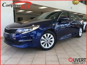 2017 Kia Optima LX+CAM.RECUL SIEGES CHAUFF BLUETOOTH CRUISE