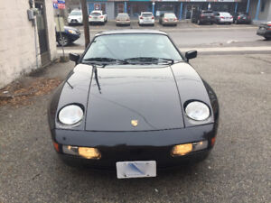 1991 PORSCHE 928S4 One of only 267 produced.