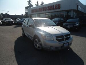 2007 Dodge Caliber 4dr HB R/T AWD TOW TONED COLOR INSIDE ALL4 BR