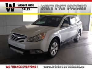 2011 Subaru Outback 2.5I |AWD|SUNROOF|HEATED SEATS|120,573 KMS