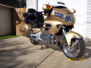 2006 GoldWing GL1800 Excellent Condition