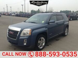 2012 GMC Terrain AWD SLE Accident Free,  Heated Seats,  Back-up