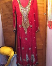 Ladies Asian style dress for weddings/parties