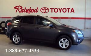 2014 Toyota RAV4 XLE WITH TECH PKG