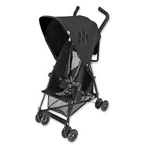 Brand New - Maclaren Mark II Stroller with Recline in Black
