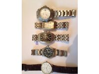 5 Watches For Sale