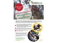 Winter Herbals Weekend – Making Winter Tonics & Christmas Presents
