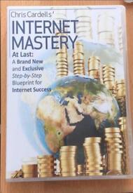 Chris Cardell's Internet Mastery dvd set