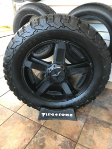 Brand New Wheels/Tires - GM/Ford 1/2 ton fitment -