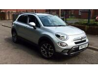 2017 Fiat 500X 500X CROSS MULTIJET S-A Automatic Diesel Hatchback