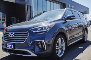 2017 Hyundai Santa Fe XL XL AWD Limited