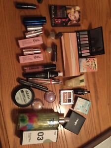 Beauty products and makeup