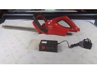 Flymo EasiCut 420 Wireless Cordless Garden Hedge Trimmer Cutter - Perfect Condition