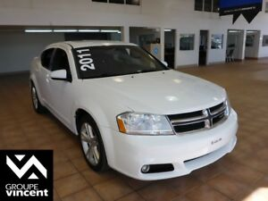 2011 Dodge Avenger SXT AIR CRUISE