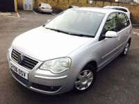 VW POLO S 2006 1.2 **GENUINE 58K WARRANTED MILEAGE**4 STAMP HISTORY VGC