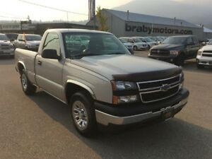 2006 Chevrolet Silverado 1500 Regular Cab  RWD