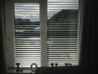 Venetian Window Blind (White)