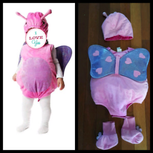 12-24 month Butterfly Halloween costume