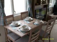 Brand New 2017 Stunning 3 Bed Static Caravan For Sale at White Acres Country Park, Newquay, Cornwall