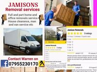 Removals man and van dump run ikea pick up cross channel moves