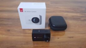 YI II 4K WIFI Action Camera International Version + free carry case