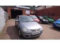 2005 / 54 Vauxhall Corsa 1.2I 16V ENERGY Part Ex Clearance No MOT
