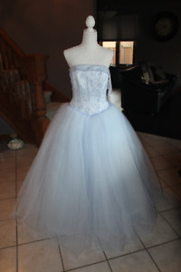 It's YOUR Princess Moment ! -  Wedding/Prom Dress FOR SALE