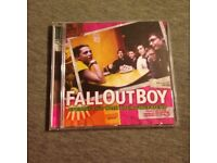 FALLOUT BOY CD - EVENING OUT WITH YOUR GIRLFRIEND - 9 TRACK CD - RARE