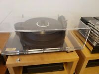 Michell Orbe with SME V Tonearm and Dynavector XX2 MkII