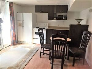 4 ½- Basement-RENTED MONTLY with Wifi/Pool/BBQ/Deposit