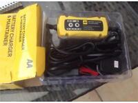 AA Car Battery Maintainer and charger