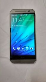 HTC ONE M8 16GB - UNLOCKED TO ALL NETWORKS £100