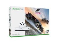 Xbox One S 500GB Console Forza Horizon 3 Bundle MESSAGE OFFERS