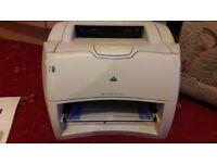 Old HP laserjet 1200 printer