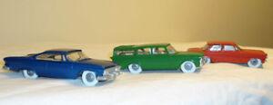 Diecast Cars.