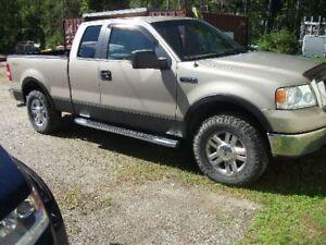 2007 F150 XLT 5.4L Triton 4x4