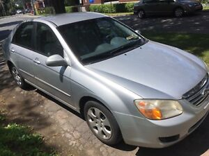 Kia spectra 2007, 144000km in good condition